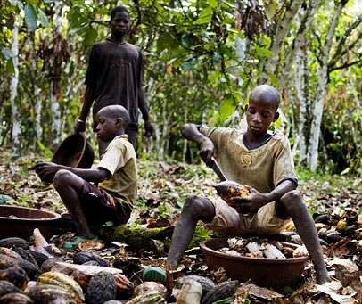 """'slavery in the chocolate industry' Question 1: what are the systemic, corporate and individual ethical issues raised by this case the article """"slavery in the chocolate industry"""" (velasquez, 2012) is about child slavery in."""