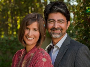 Pam and Pierre Omidyar (CC Michele Clement NC)